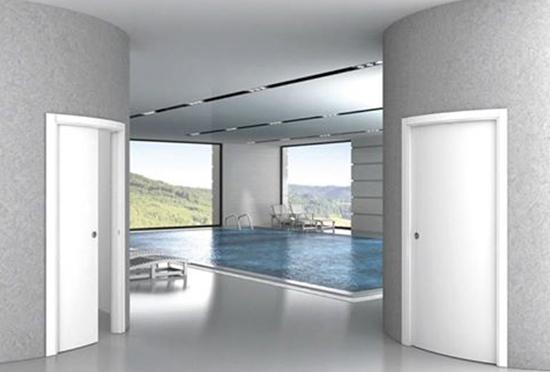 Puertas Pucho ofrece soluciones a las exigencias más dispares de proyectos interioristas