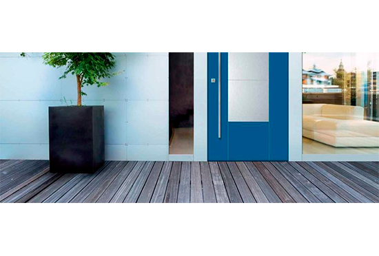 Las puertas Dierre te ayudan a proteger tu hogar de robos y temperatura