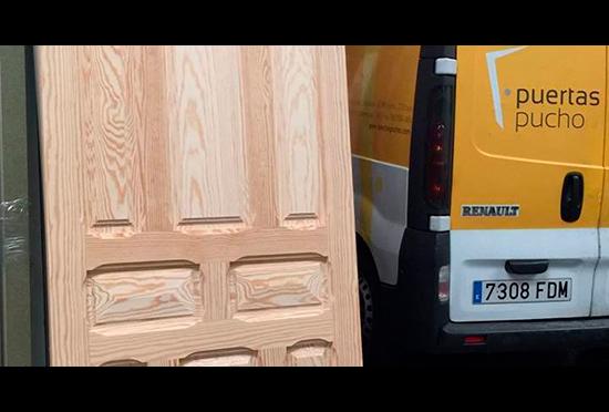 Puertas Pucho te diseña a tu gusto y medida la puerta que tú quieras