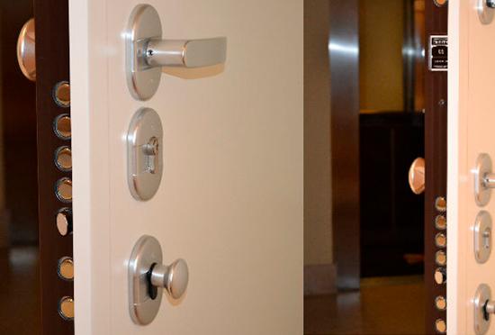 Las puertas acorazadas Dierre aportan seguridad, confort y ahorro energético